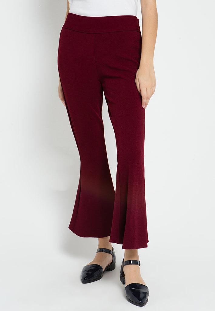 Flared Bottom Pants