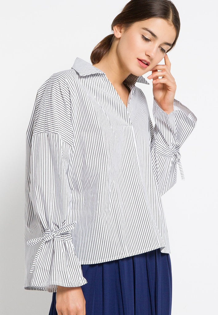 Striped Shirt, Tops, Meitavi's