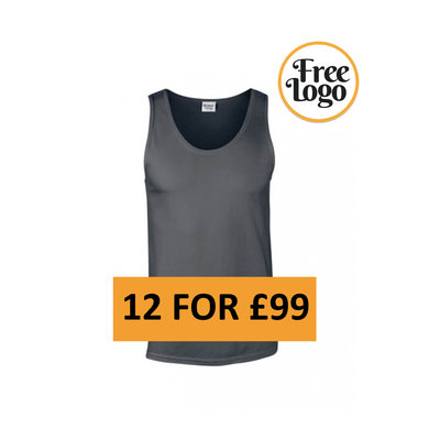 12 for £99 Vest Top Bundle