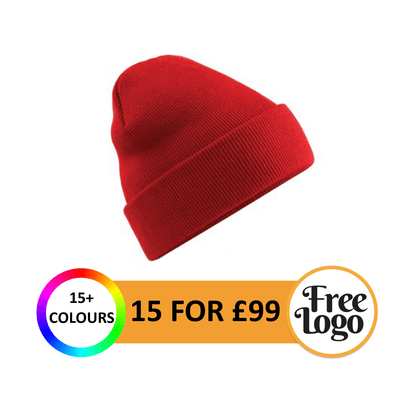 15 for £99 Beanie Hat Bundle