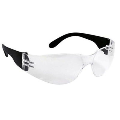 CLEAR Anti-Scratch Safety Glasses