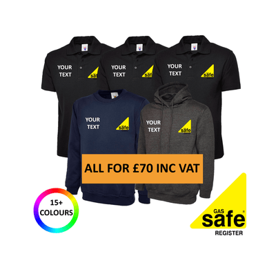 FREE TEXT Gas Safe Bundle #1