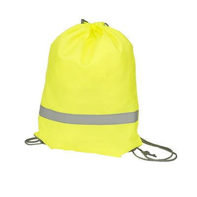Hi Vis Draw String Bag