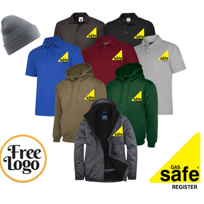 FREE LOGO Mega Gas Safe Bundle #4
