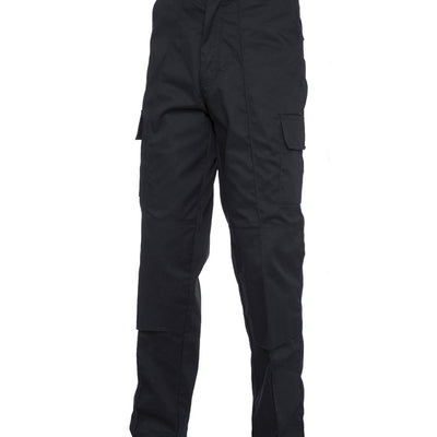 Cargo Trousers With Knee Pockets