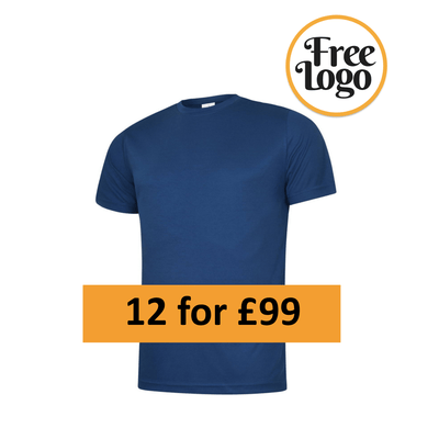 12 for £99 Ultra Cool T-Shirt Bundle