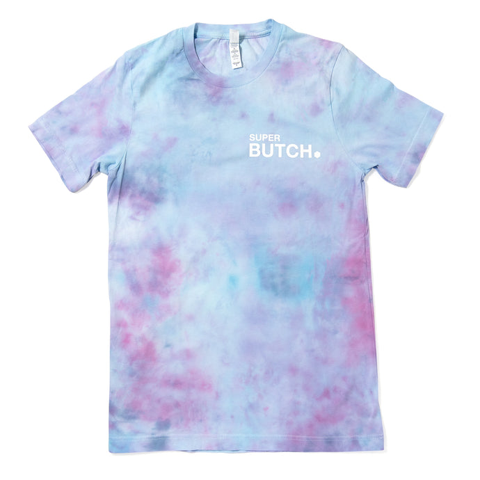Super Butch T-shirt in Tie Dye - Super Series: 2nd Generation