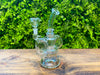 6 inch Double Barrel Recycler Rig
