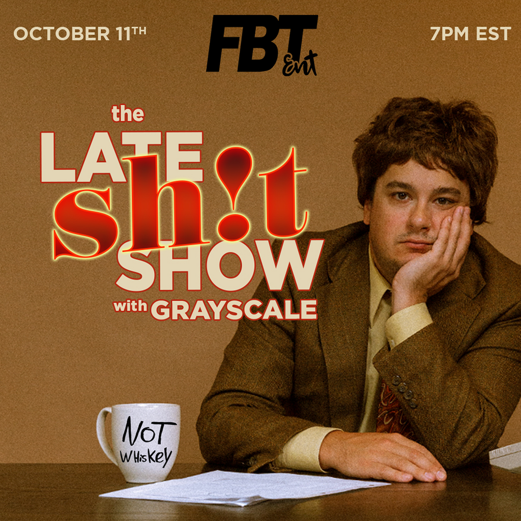 Grayscale: The Late Sh!t Show