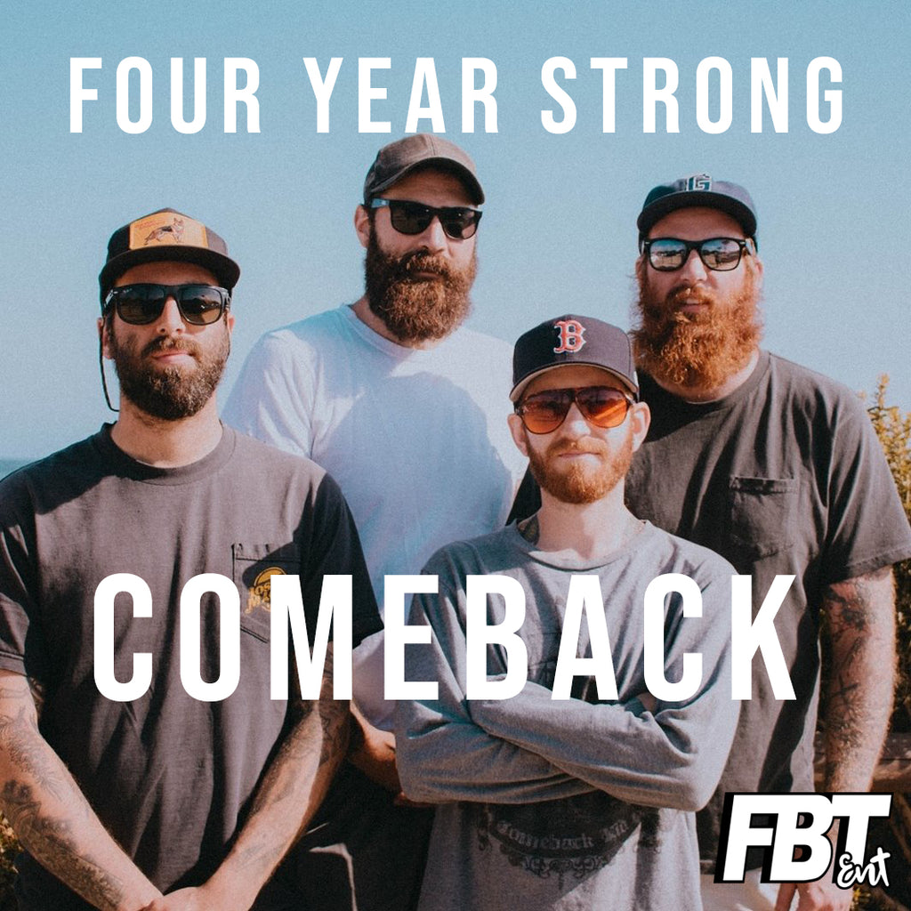 New Teaser Gives Four Year Strong Fans Brain Pains