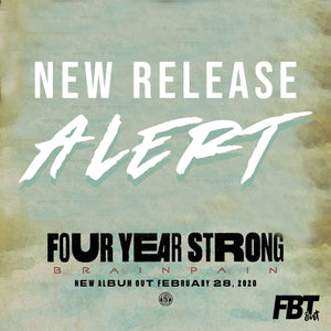 Four Year Strong Return With Two New Songs & Video