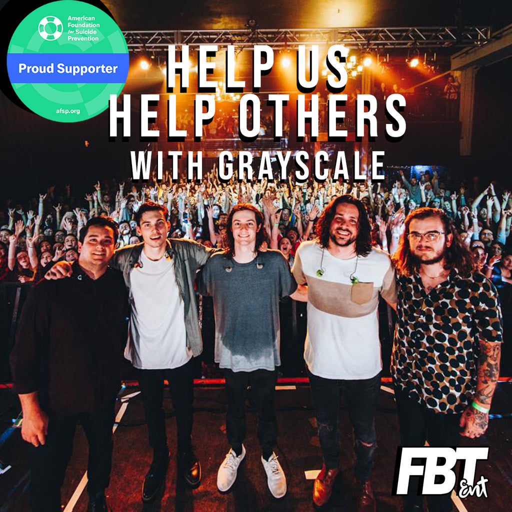 Help Us Help Others with Grayscale