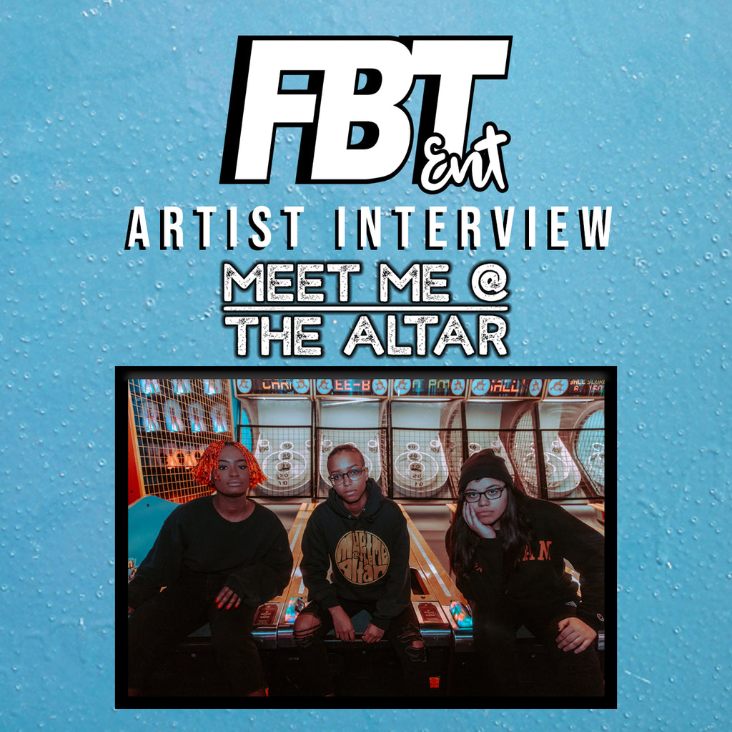 Artist Interview: Meet Me @ The Altar