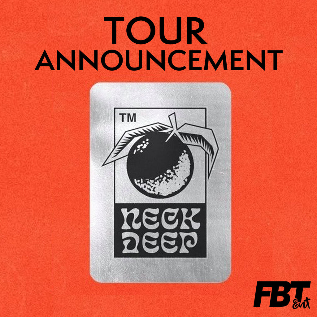 Neck Deep US Tour Announcement