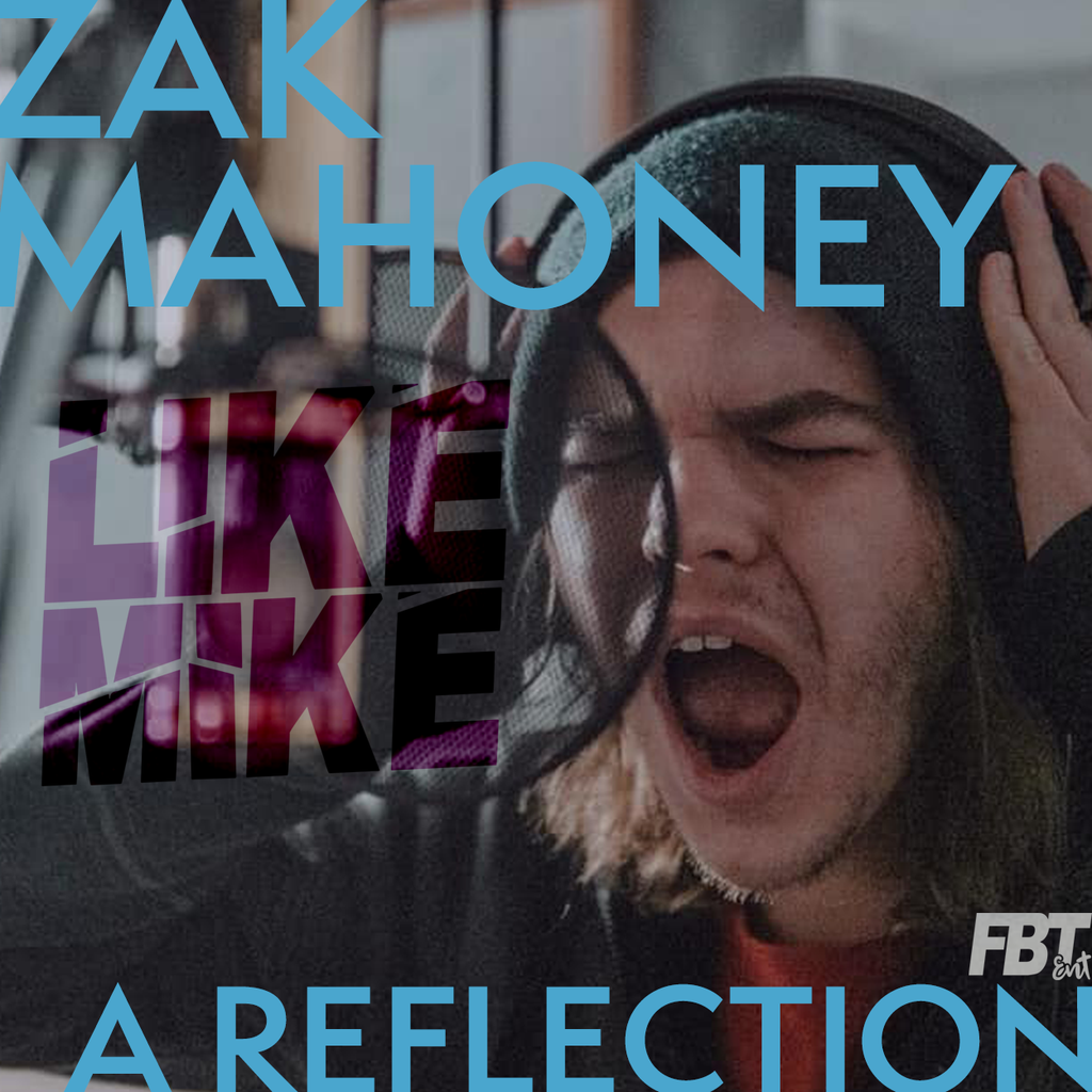 Hey, My name is Zak Mahoney. I sing in a band called Like Mike.