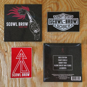 Scowl Brow - Short Fuse EP