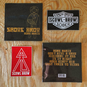 Scowl Brow - Born Again EP