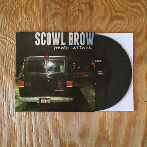 Scowl Brow - Panic Attack Vinyl