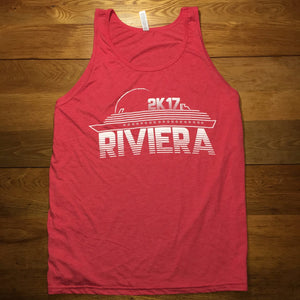Riviera - Throwback 2017 Cruise Shirt