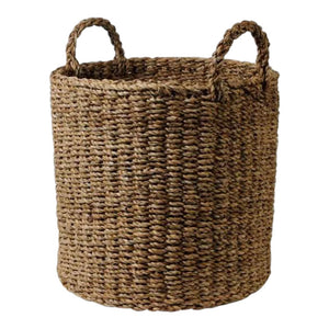 Large Woven Hogla Storage Basket