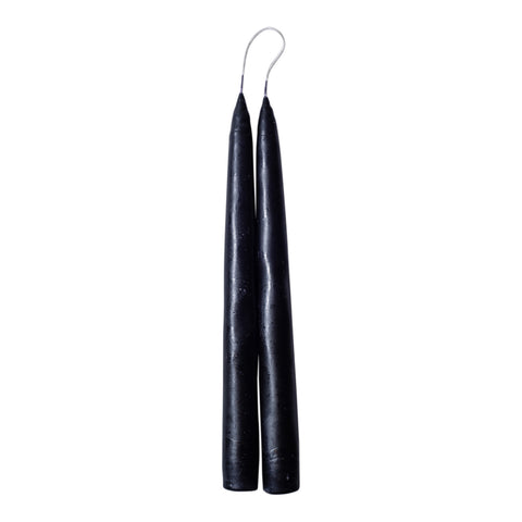 Standard Beeswax Black Candle