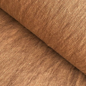 Caramel Washed Linen
