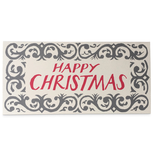 Happy Christmas Arabesque - Pack of Cards