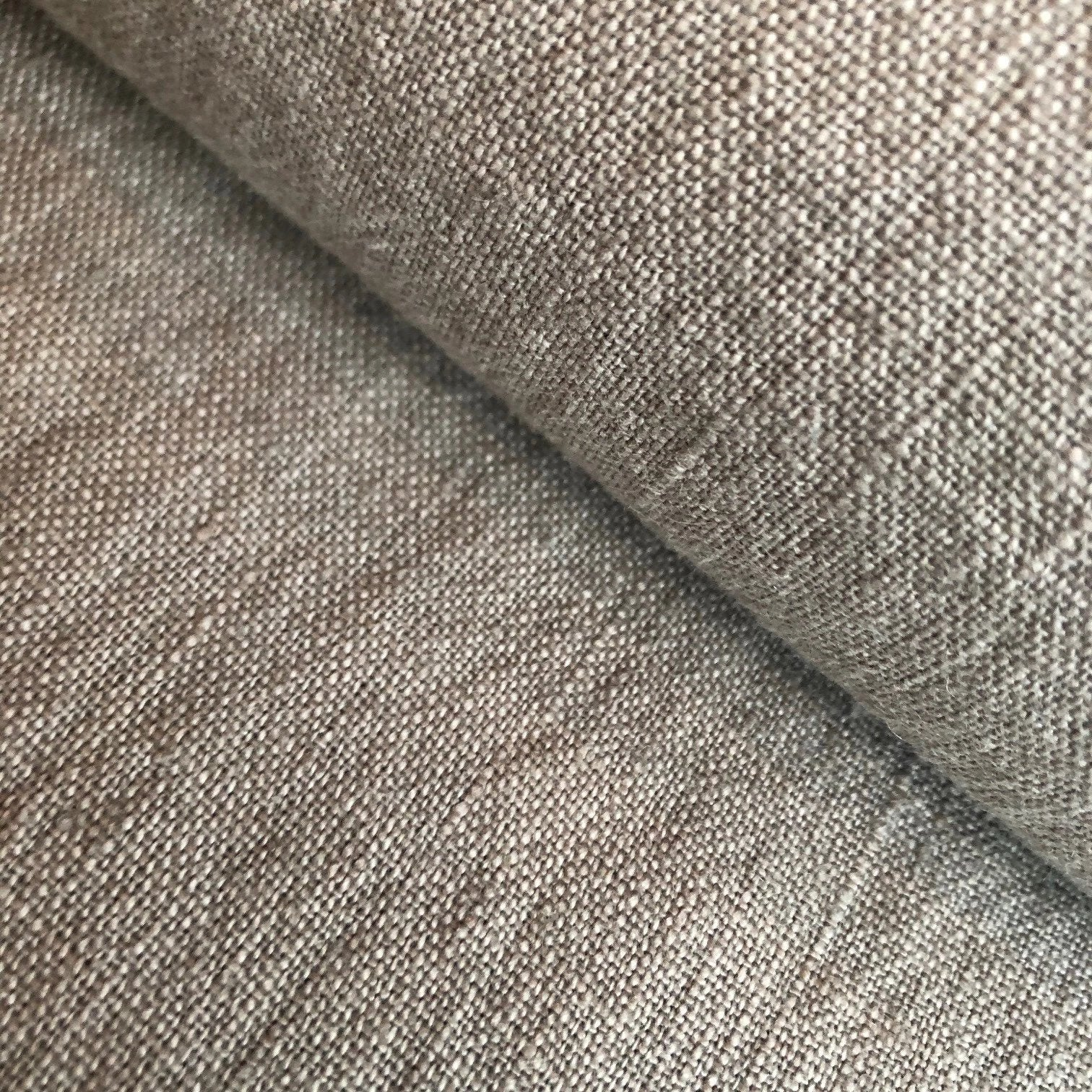 Grey Washed Linen