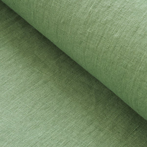 Green Washed Linen