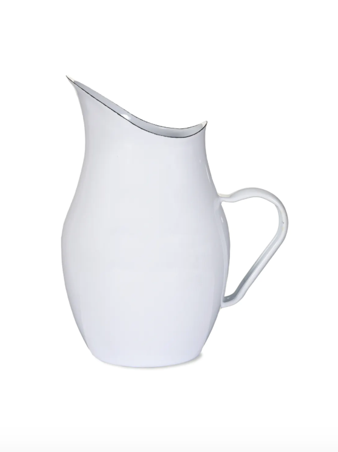 Jug Pitcher Enamel