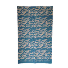 Load image into Gallery viewer, Tea Towel- Turquoise Horses