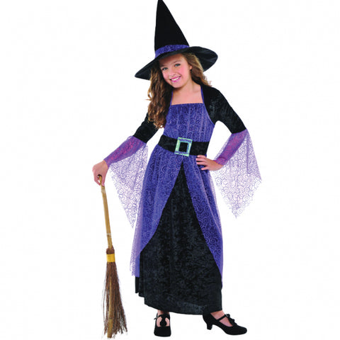 Pretty Potion Witch, Halloween Costume - Party Avenue Ltd