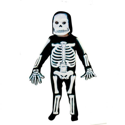 3D Skeleton, Halloween Costume - Party Avenue Ltd