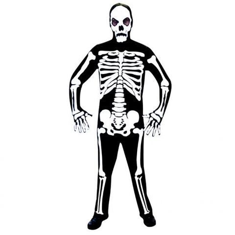 skeleton - Adult Costume - Party Avenue Ltd