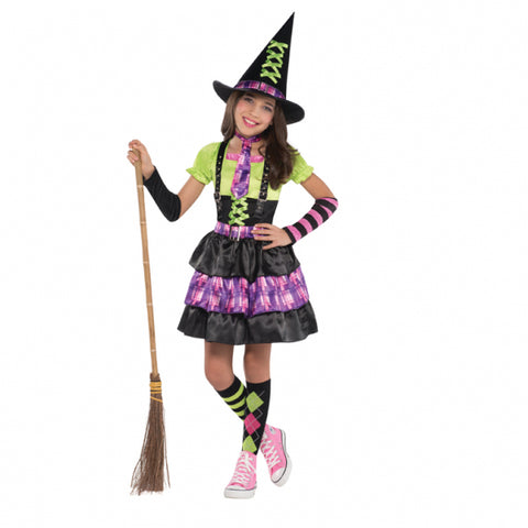 Spellbound Witch, Halloween Costume - Party Avenue Ltd