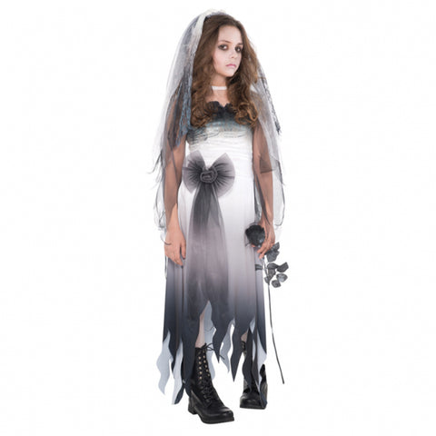Graveyard Bride Zombie, Halloween Costume - Party Avenue Ltd
