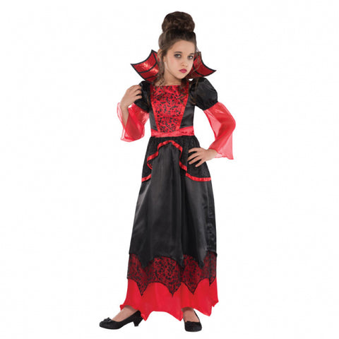 Vampire Queen, Halloween Costume - Party Avenue Ltd