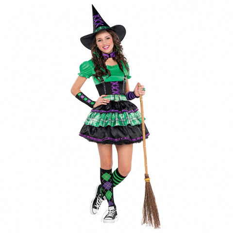 Wicked Cool Witch, Halloween Costume - Party Avenue Ltd