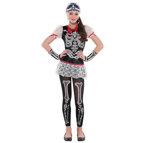 Sassy skeleton, Halloween Costume - Party Avenue Ltd