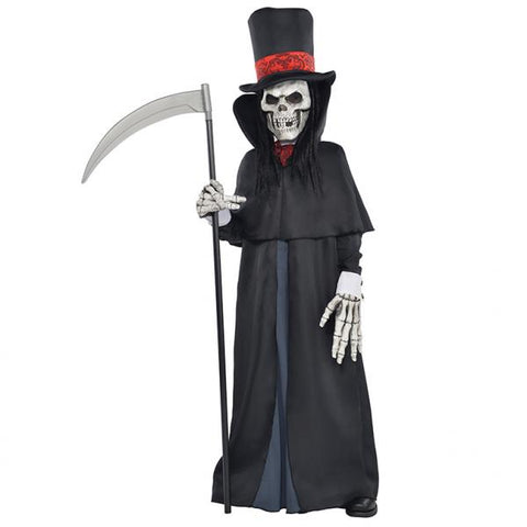 Dapper Death skeleton, Halloween Costume - Party Avenue Ltd