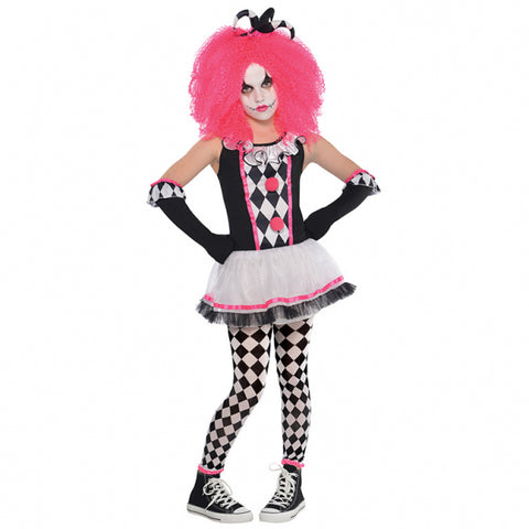 Circus Sweetie Clown, Halloween Costume - Party Avenue Ltd