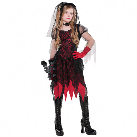 Deadly Wed Zombie, Halloween Costume - Party Avenue Ltd