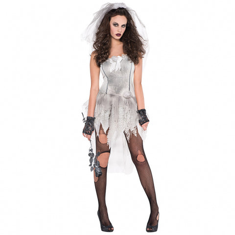 Drop Dead Gorgeous Zombie  - Adult Costume - Party Avenue Ltd