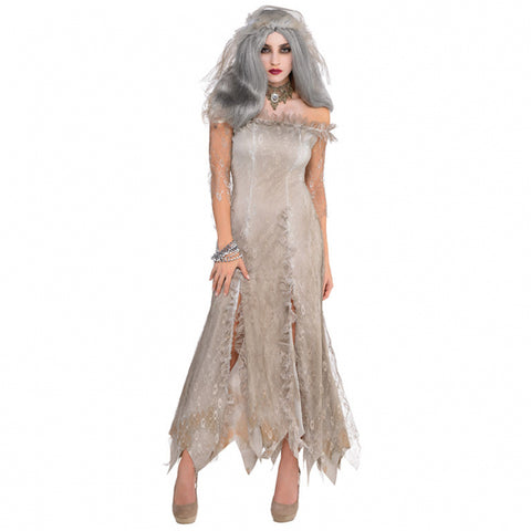 Undead Bride Zombie, Halloween Costume - Party Avenue Ltd