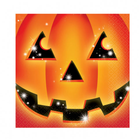 Perfect Pumpkin, Napkins - Party Avenue Ltd