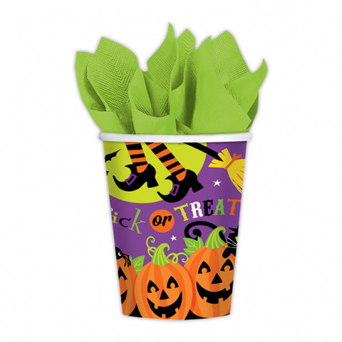 Witches Crew, Cups 16pk - Party Avenue Ltd