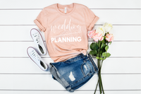 Wedding Planning Short-Sleeve Unisex T-Shirt