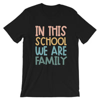 in this school we are family