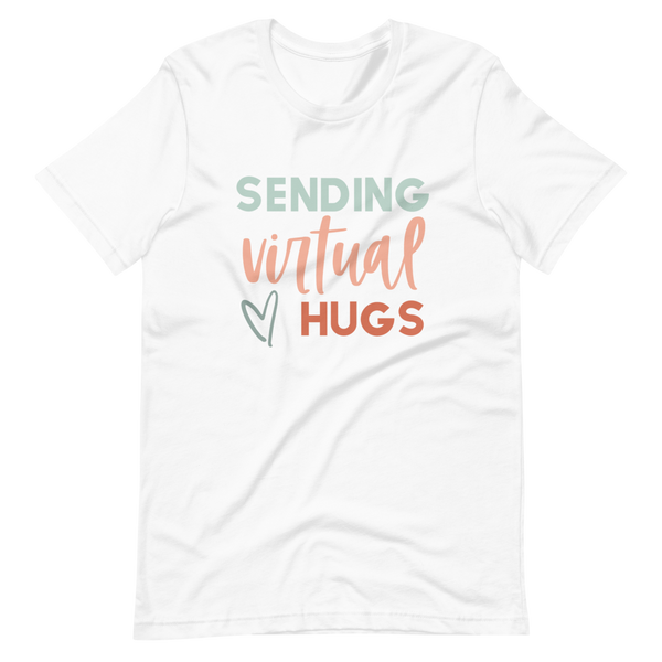 Virtual Hugs in Color