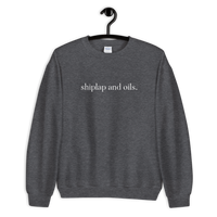 Shiplap and Oils Simplicity Sweatshirt